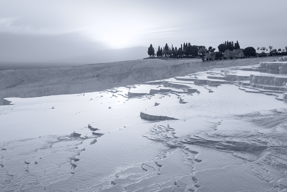 Step by Step, Pamukkale, Turkey