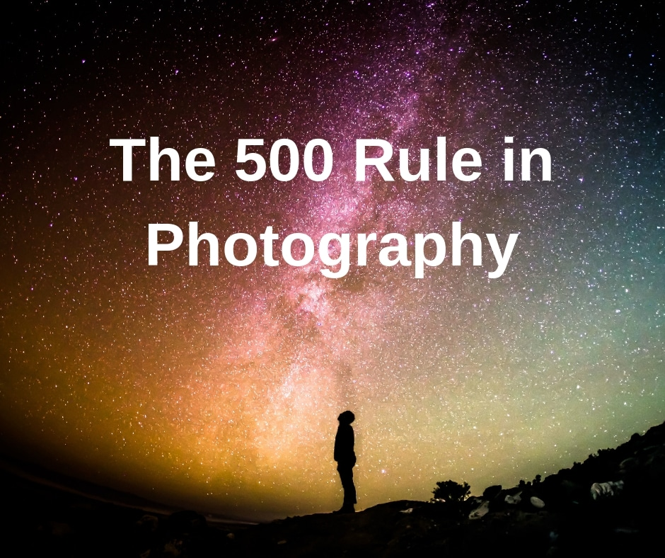 500 rule for night sky photography