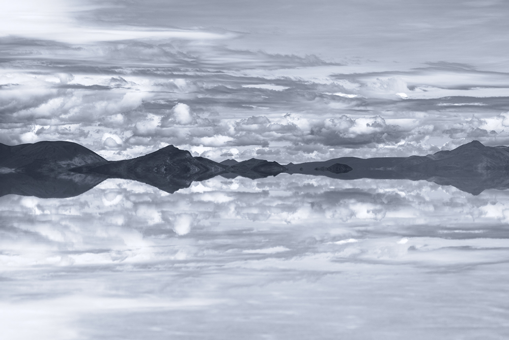 What do you see, Salar de Uyuni, Bolivia