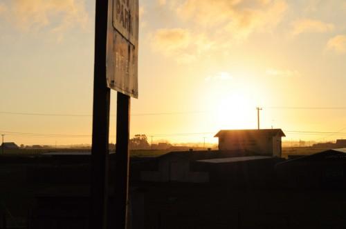 sunset eureka