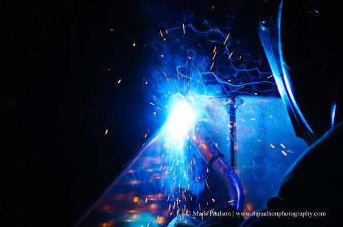 light welding