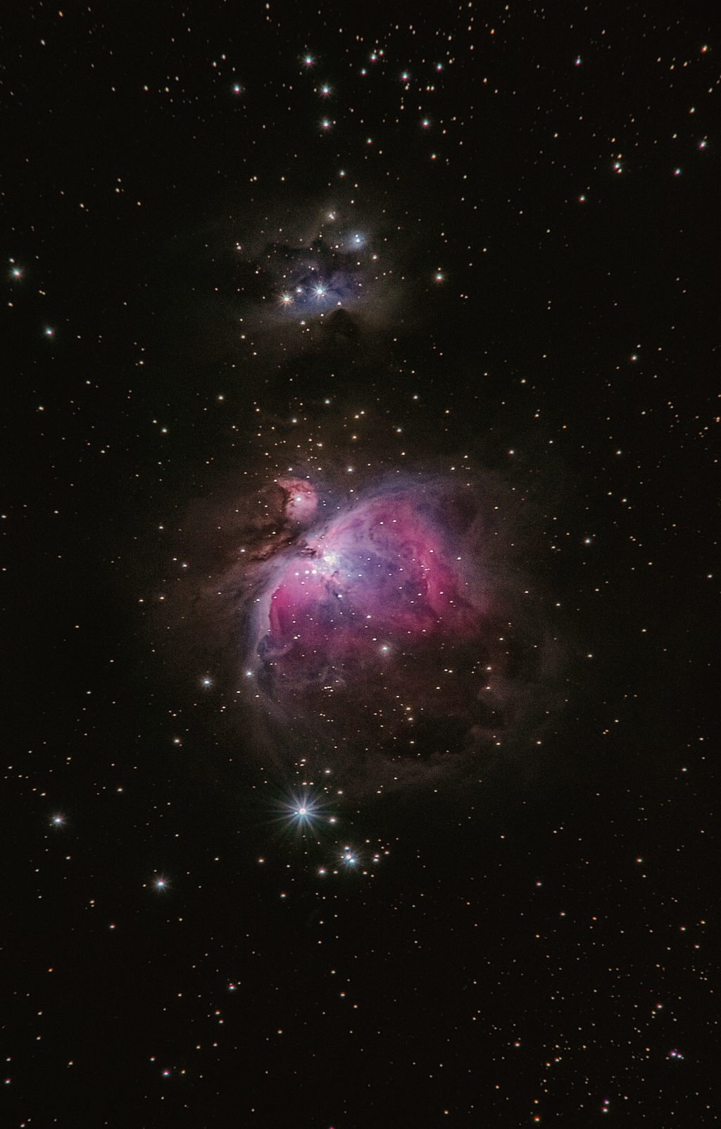 Astrophotography - Image of the Orion Nebula
