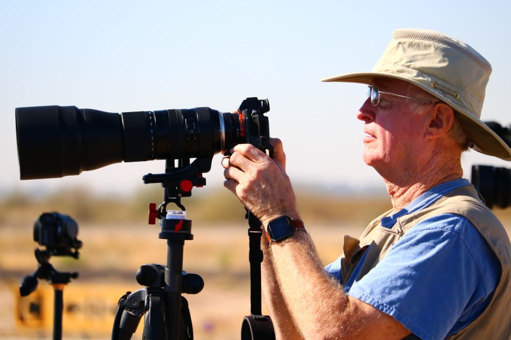 sports photography tripods and monopods