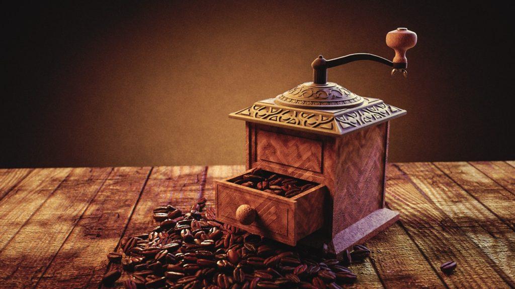 antique beans caffeine coffee
