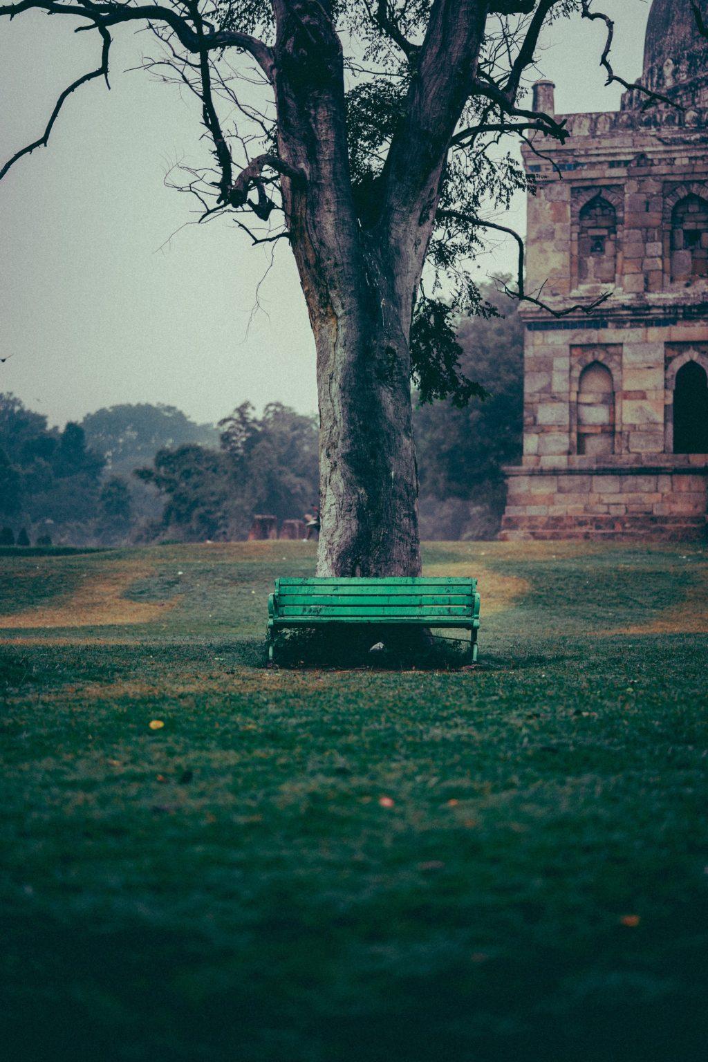 bench park