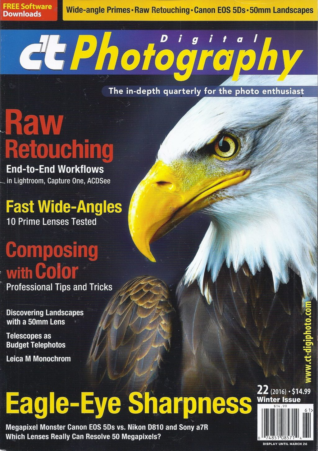 c't digital photography magazine