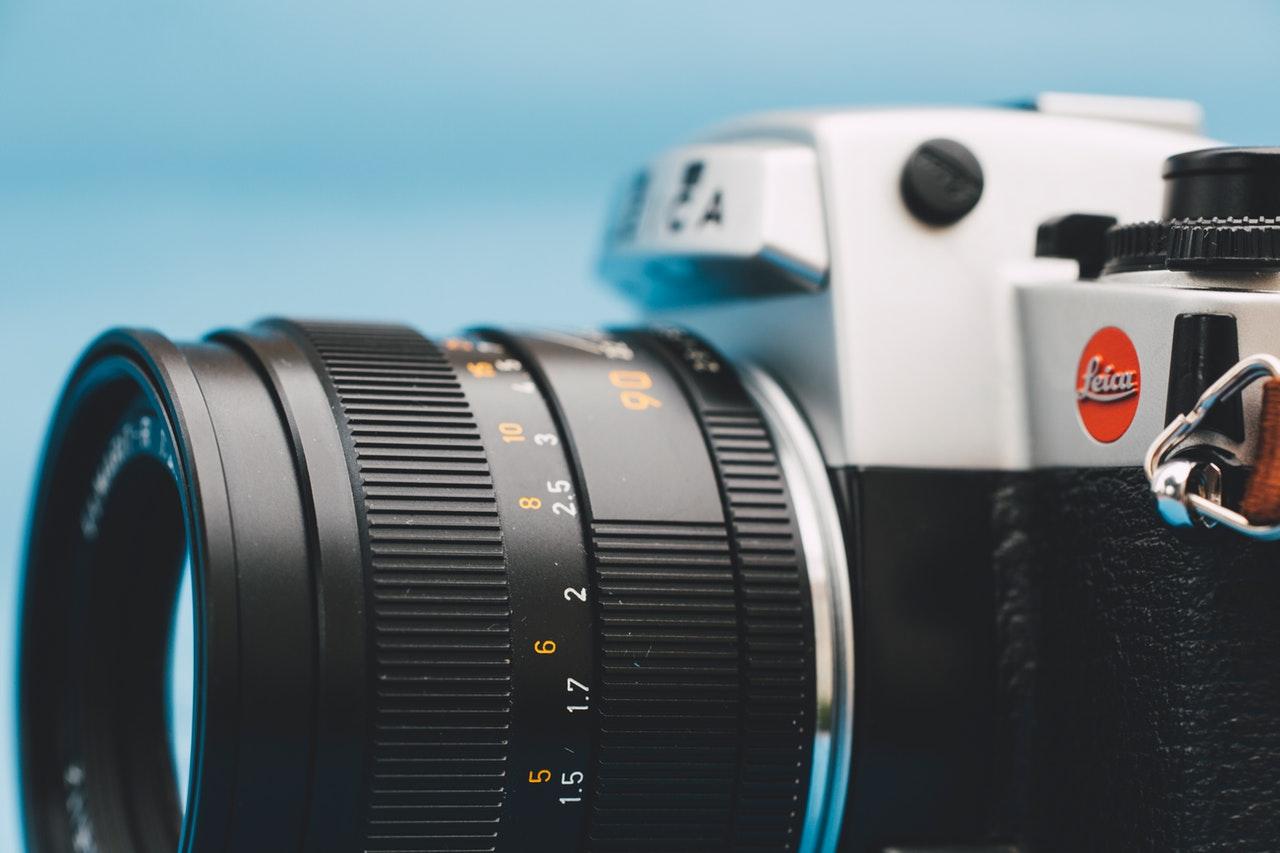 camera lens close up leica
