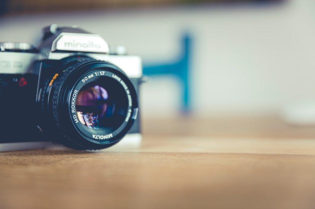 camera photography technology reflection