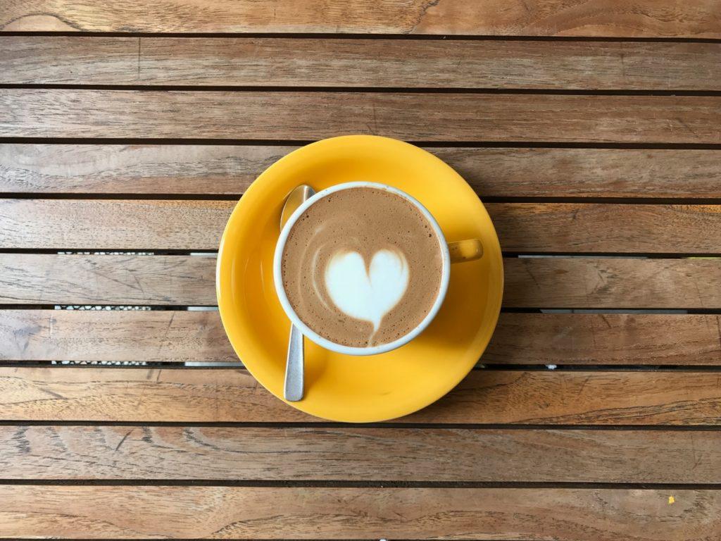 cappuccino ceramic chocolate coffee