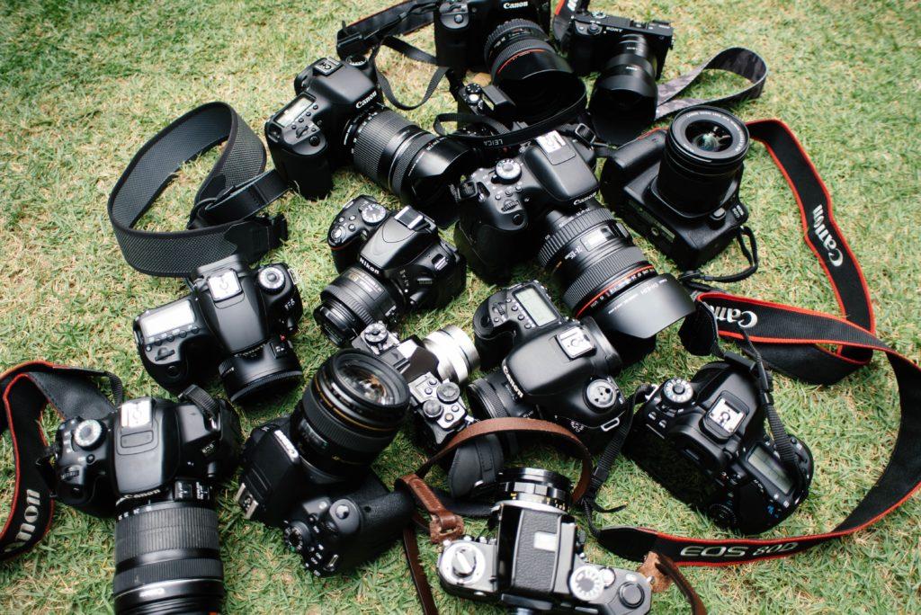 cameras on the ground