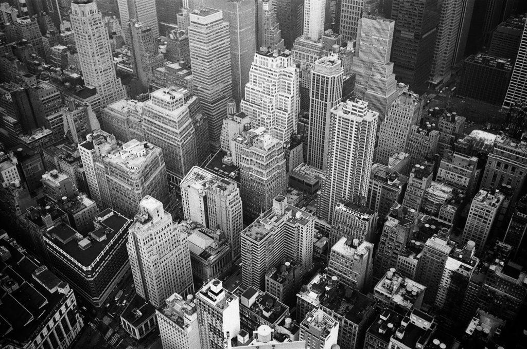 Cityscape by Tatiana Fet