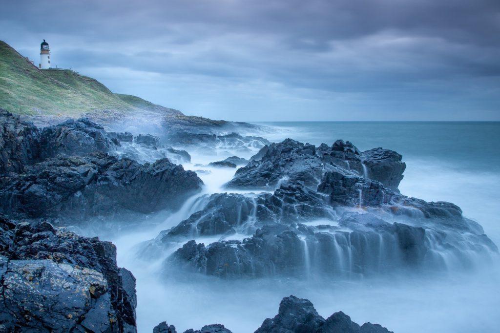 Photo by Miro Alt. Seascape.