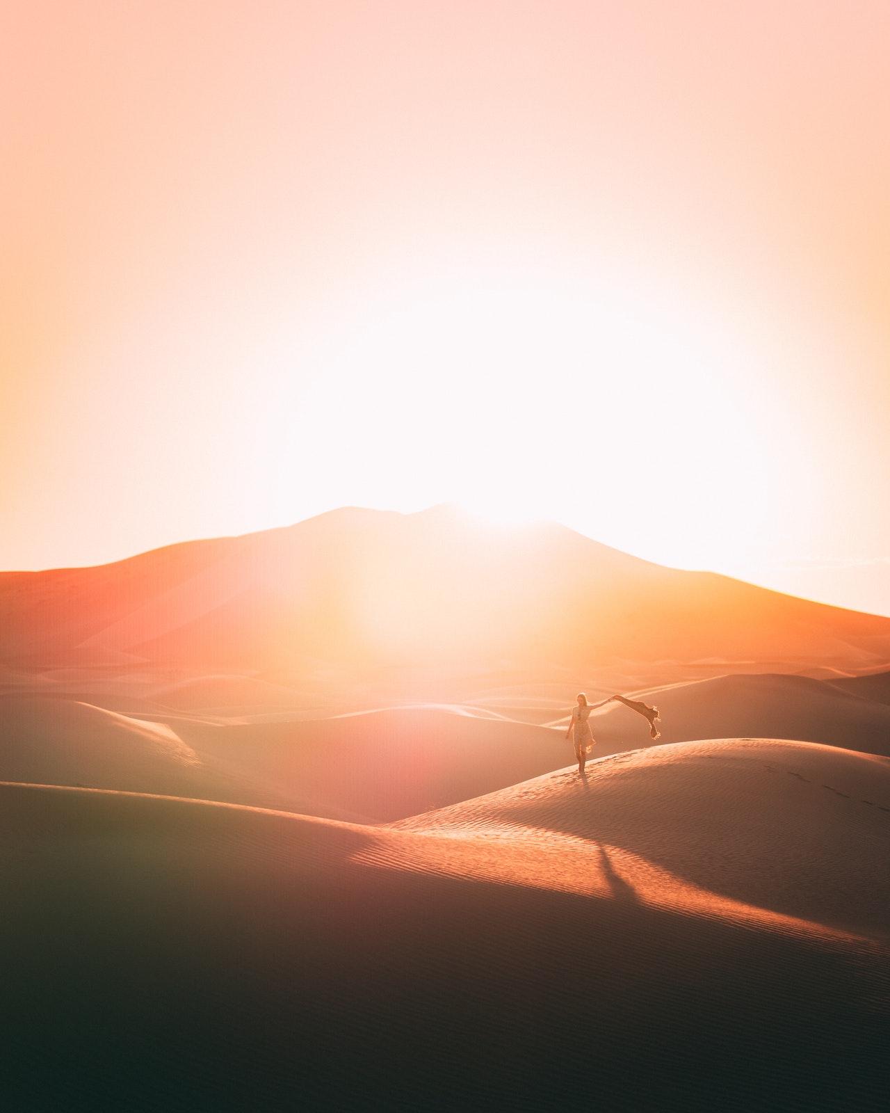 Al Wahat Al Dakhla Desert, Egypt