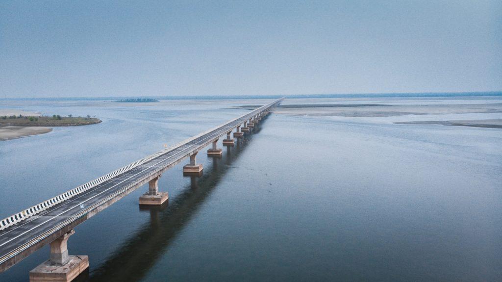 Dhola Sadiya Bridge, Assam