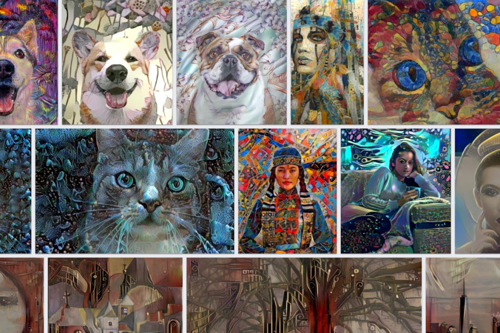 amazing app for turning photos into paintings