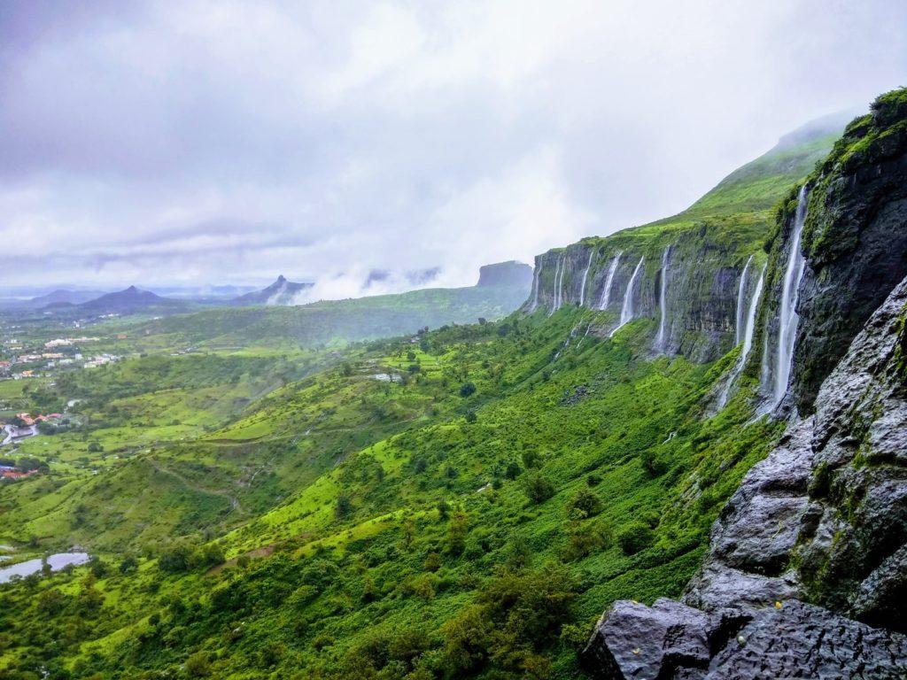 Durgawadi Waterfall
