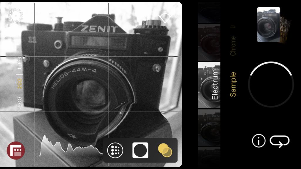 film modes