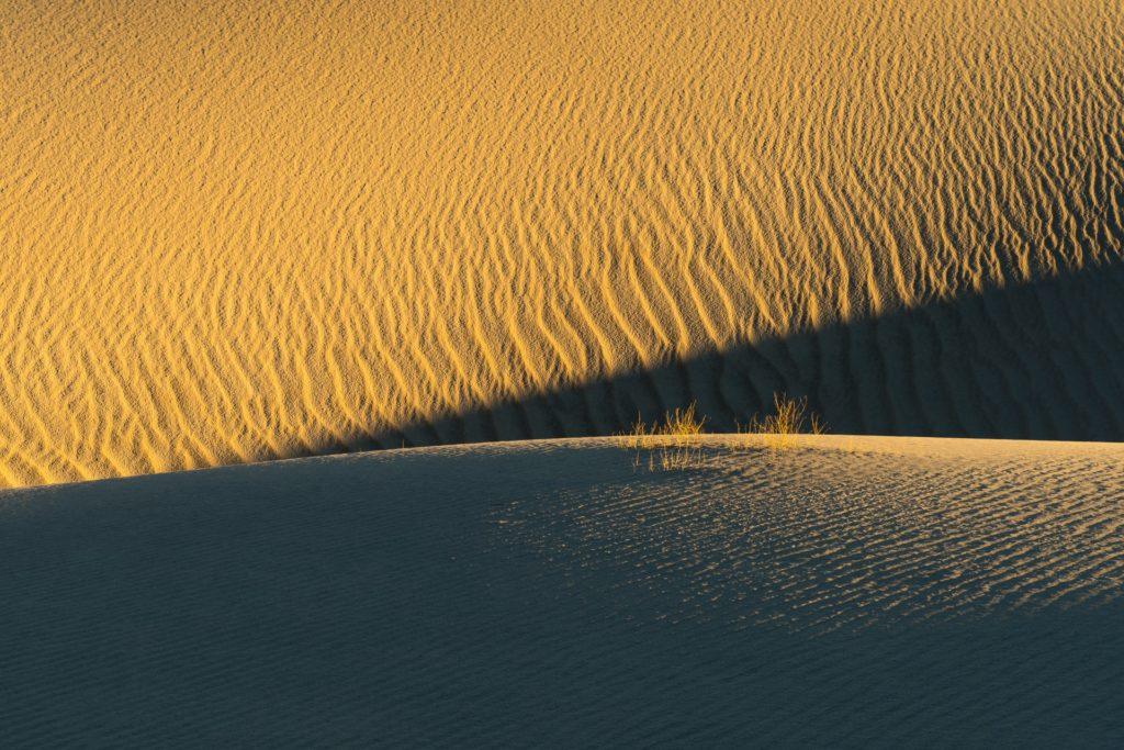 flat sand dunes usa