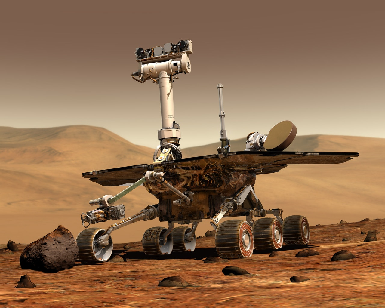 Mars 2020 Perseverance Mission Loaded Up with More Cameras Than Any Other Space Mission Ever