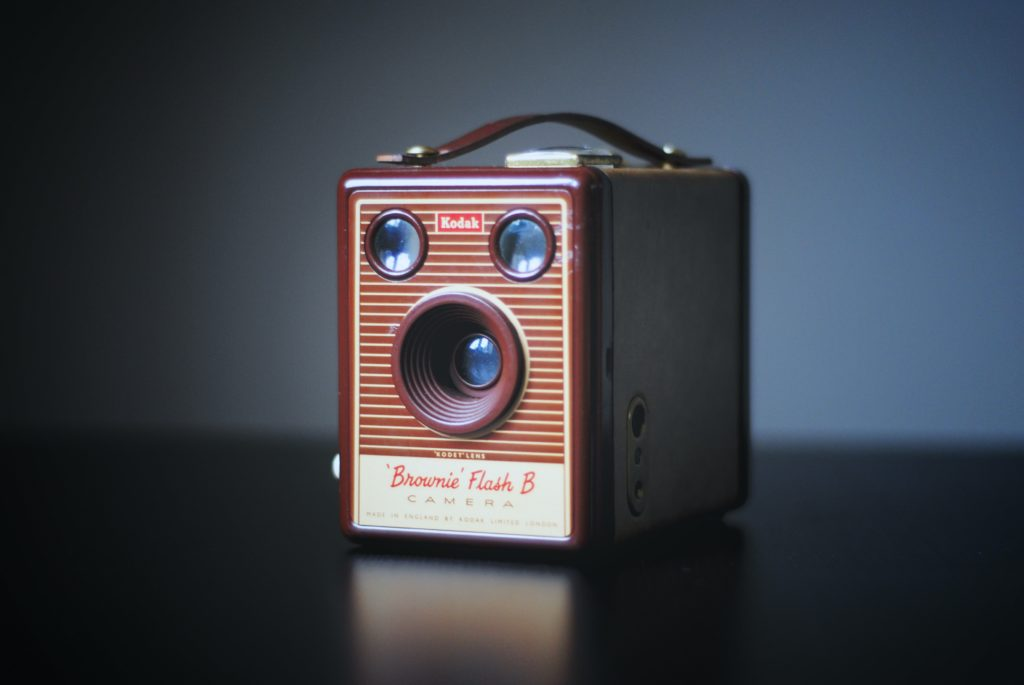 Box brownie, a camera that changed photography