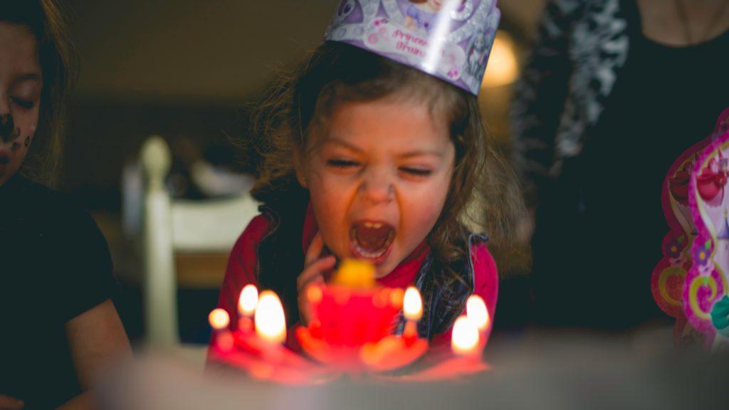 shooting birthday parties
