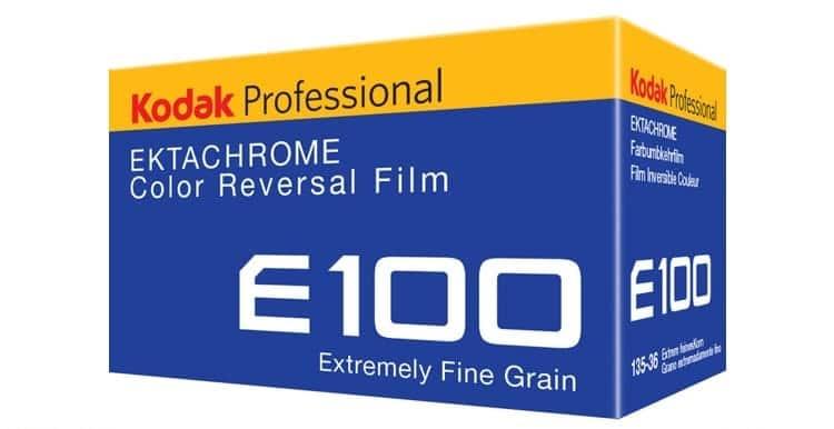 kodak ektachrome medium format film