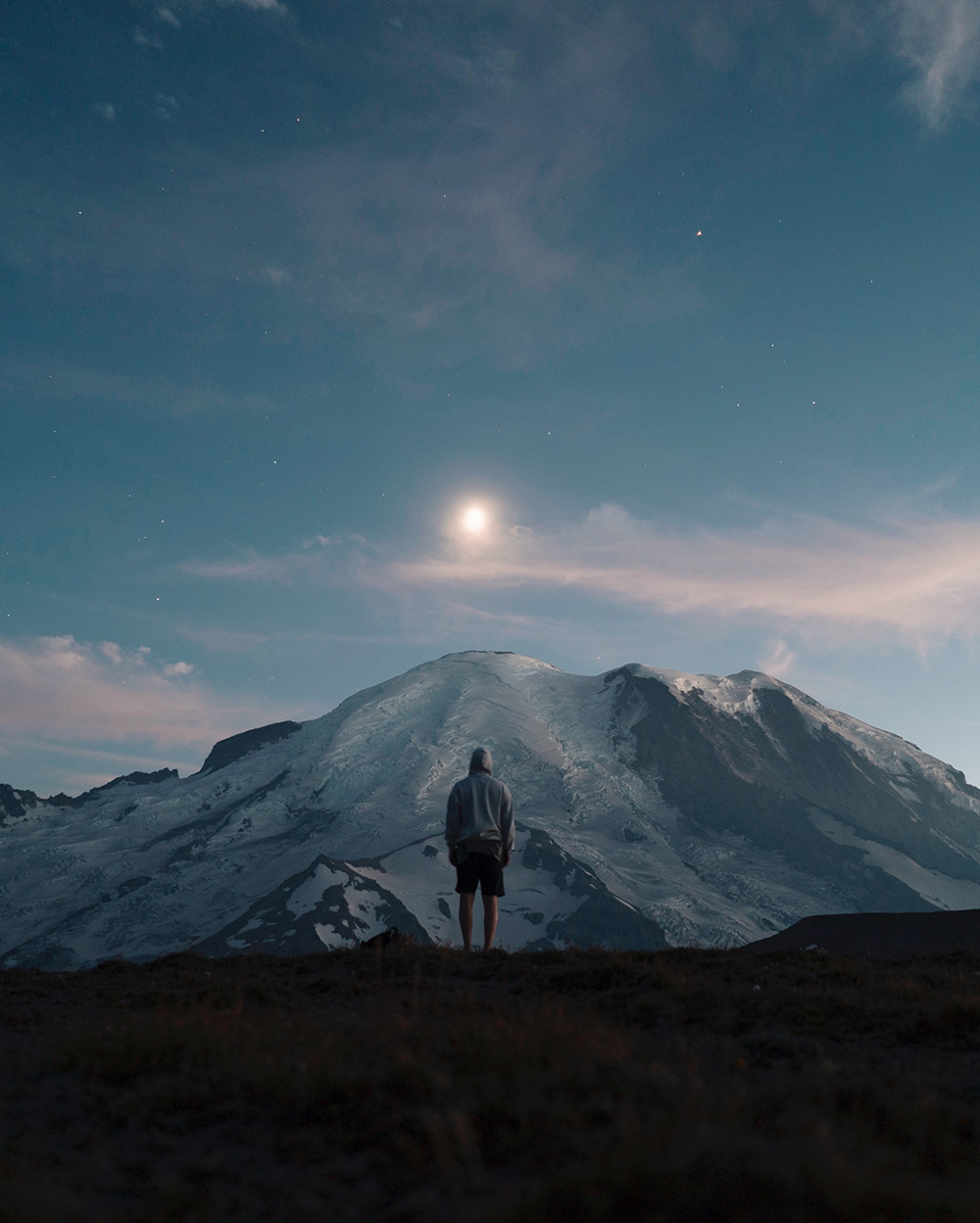 Mount Rainier National Park, United States