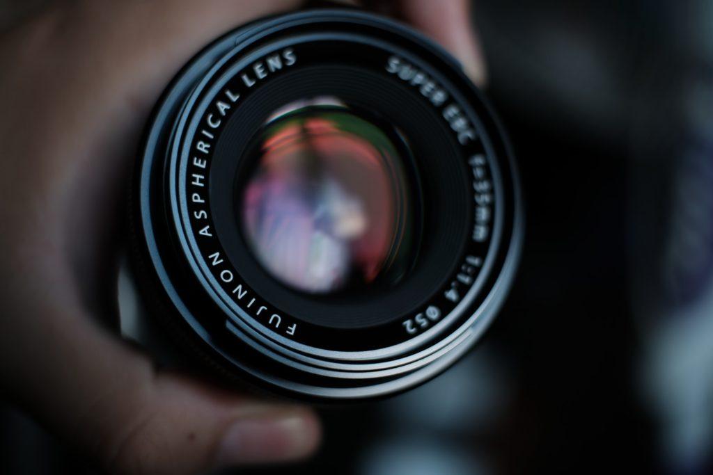 35mm f1.4 lens