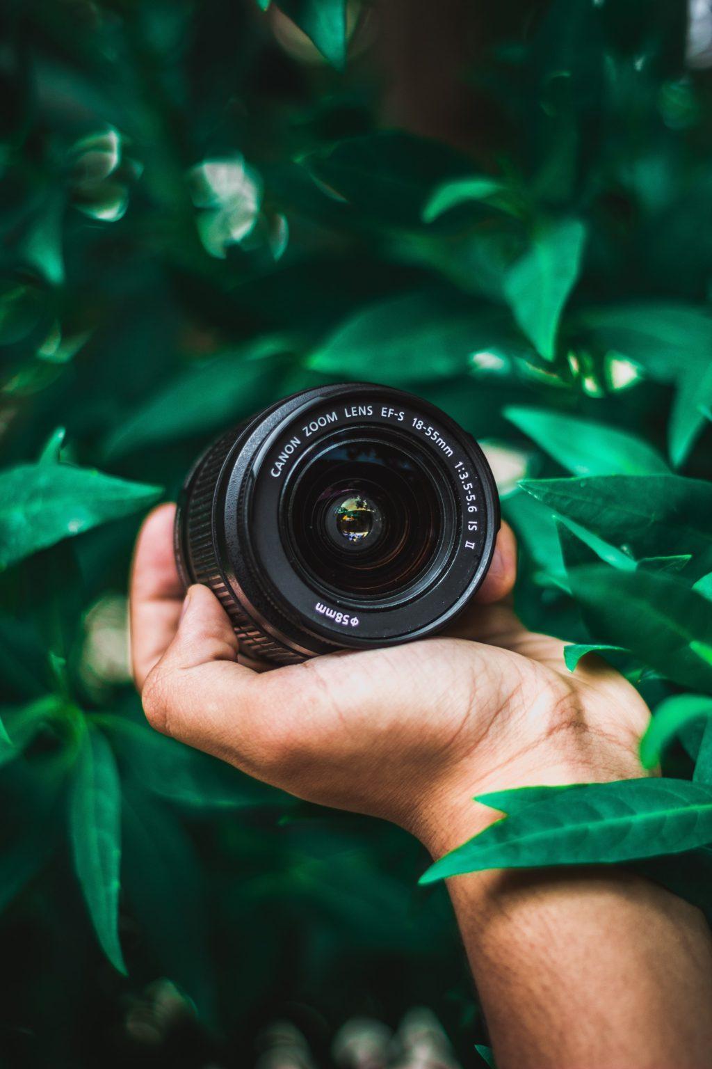 mm kit lens