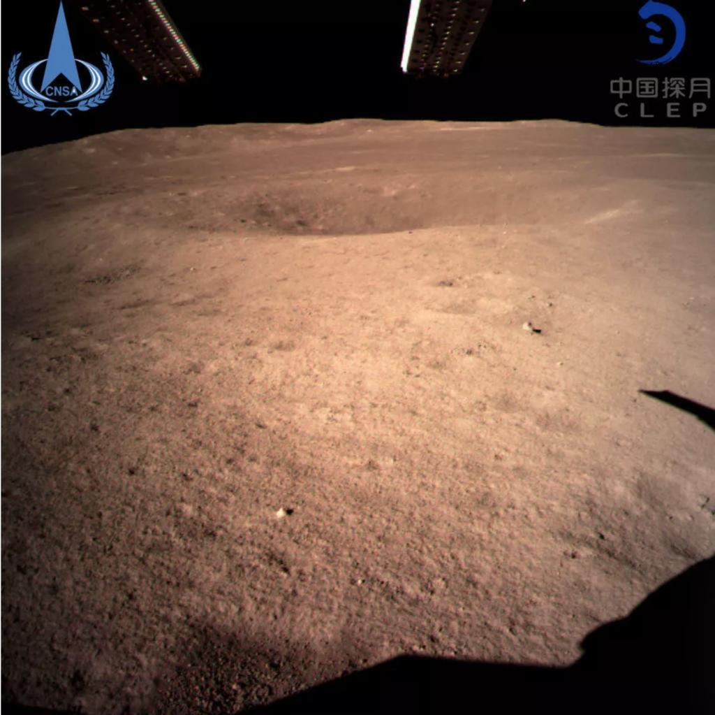 moons far side taken by chinas change probe