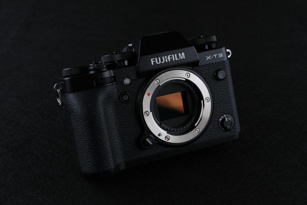 Fuji X-T3 APS-C camera