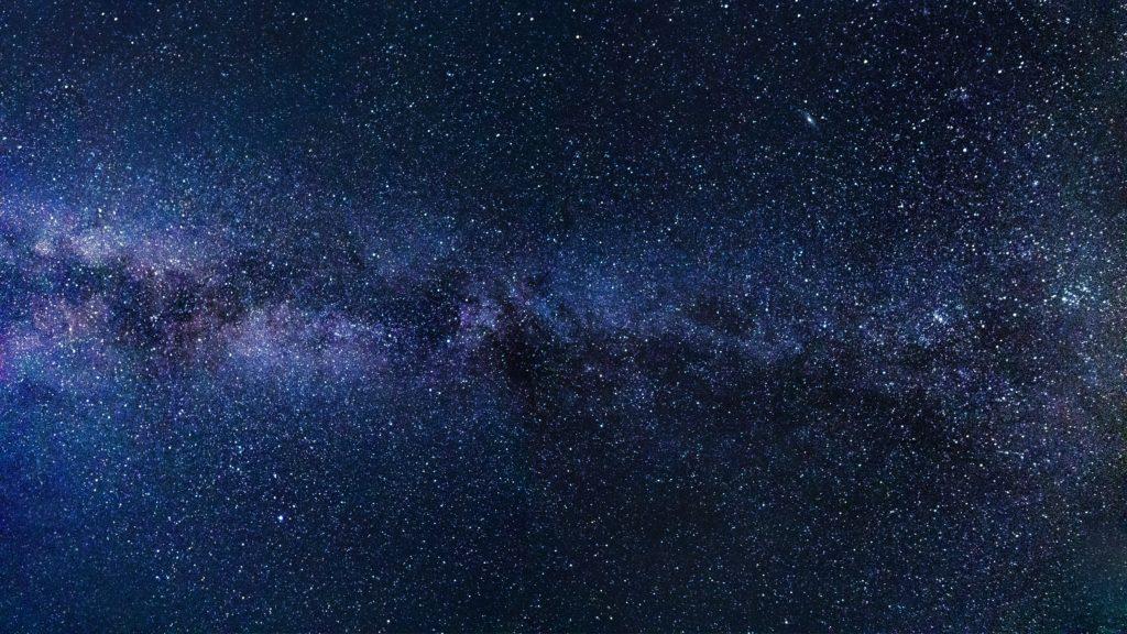 stars, night sky, universe