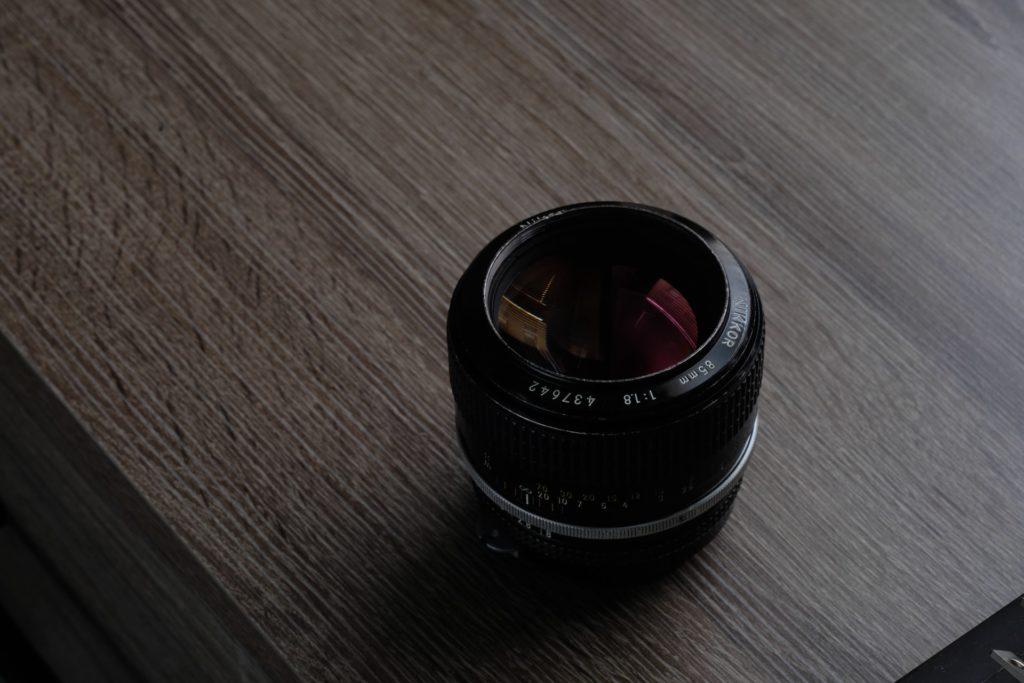 nikon lens mm f1.8