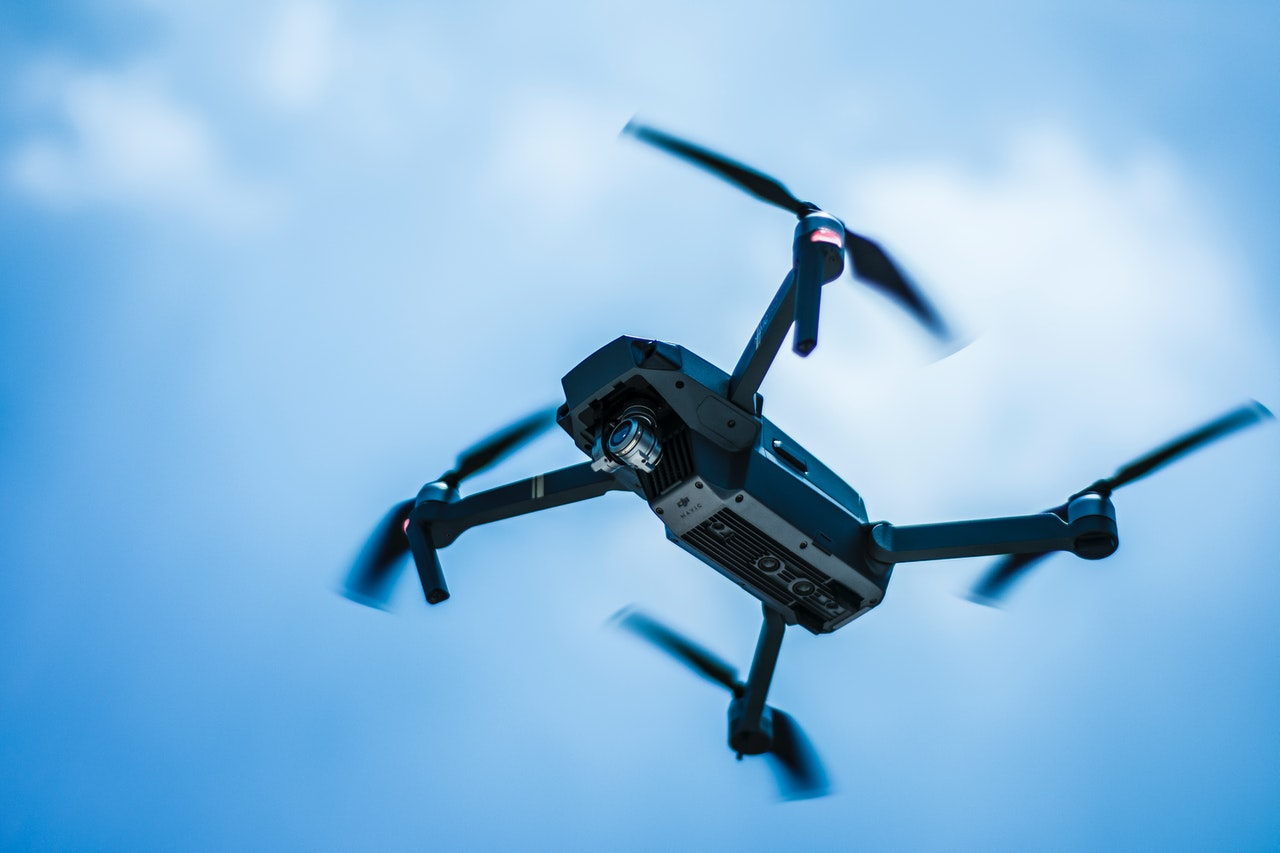 Anti-Drone Weapons Deployed During US President's European Trip