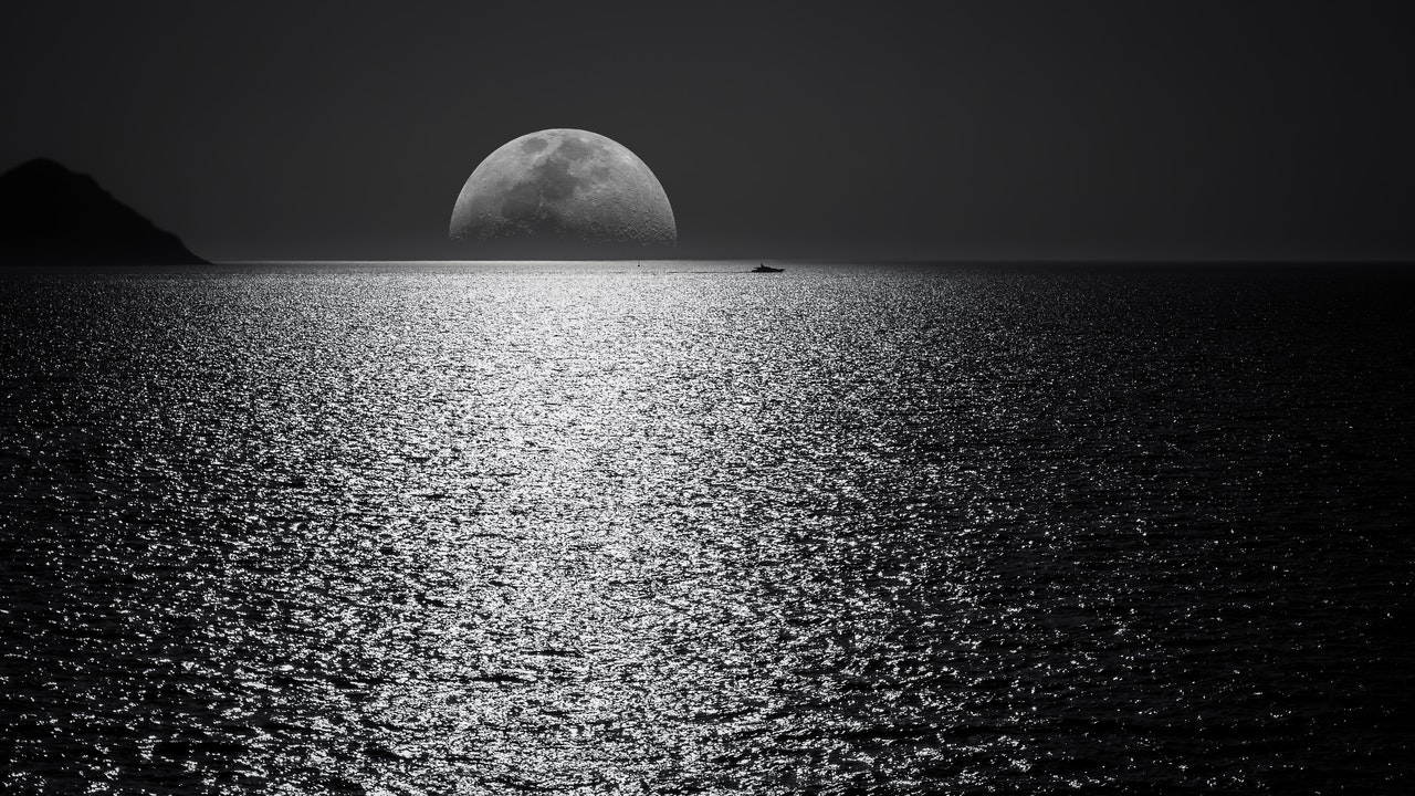 12 Awesome Black And White Landscape Tutorials