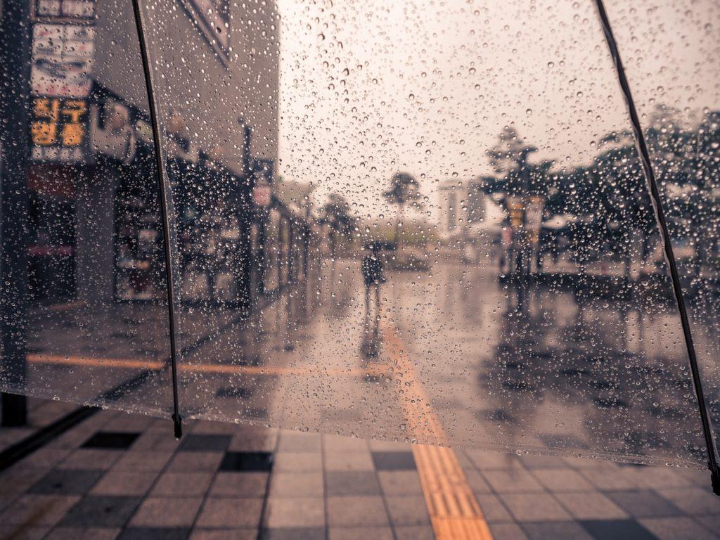 protecting photo equipment in rain