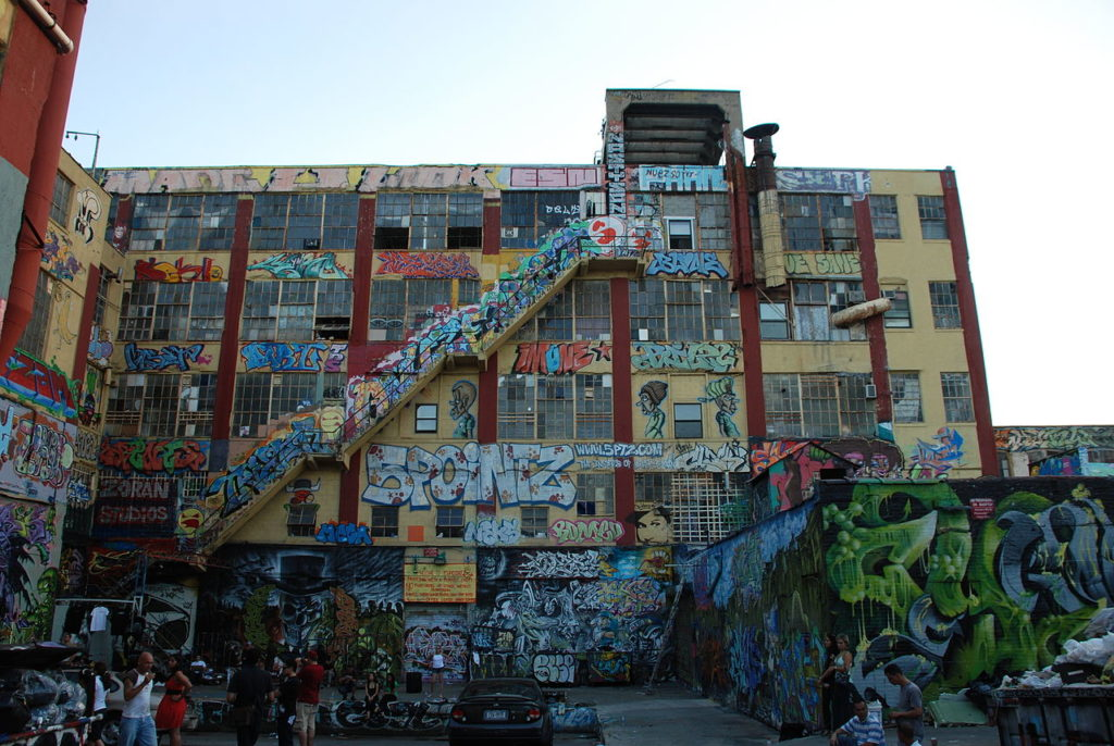 pointz building rear