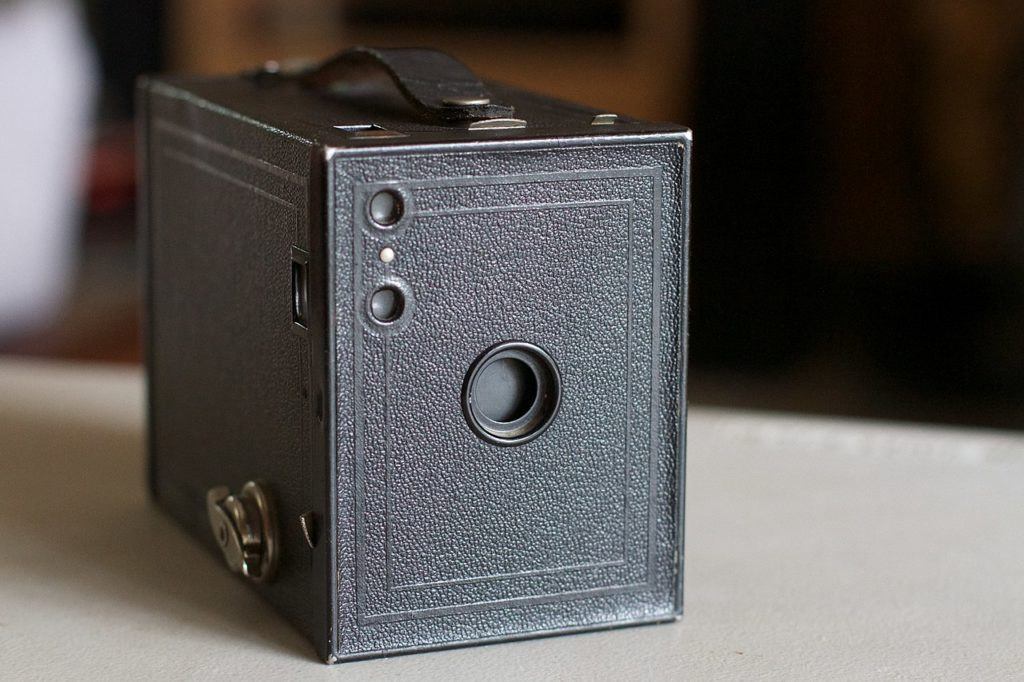 px the basic brownie camera