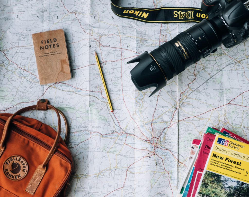 The Work of a Traveling Photographer