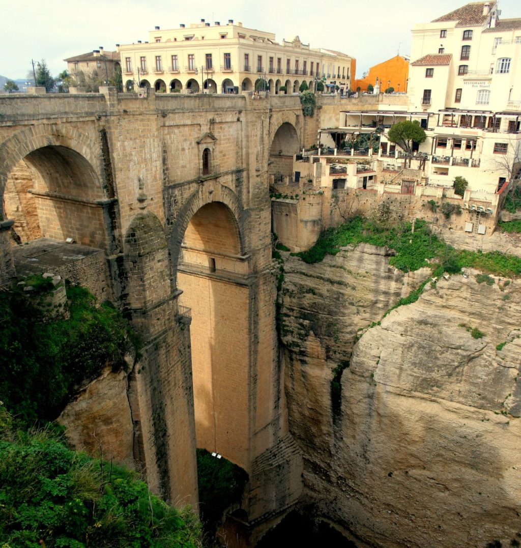 ronda nuevo bridge built in