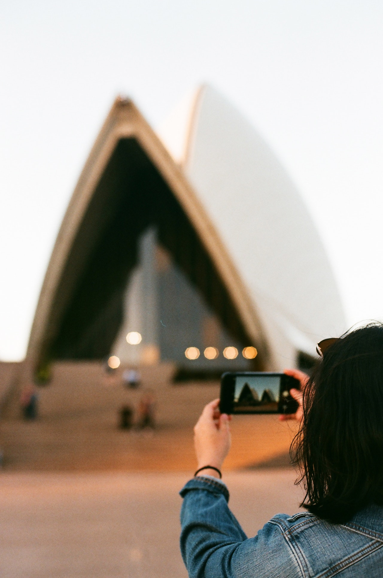 smartphone building photographer sydney