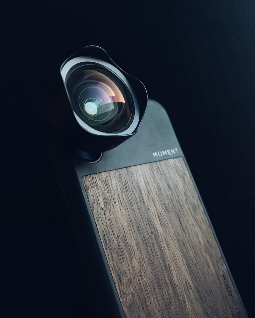smartphone lens attachment
