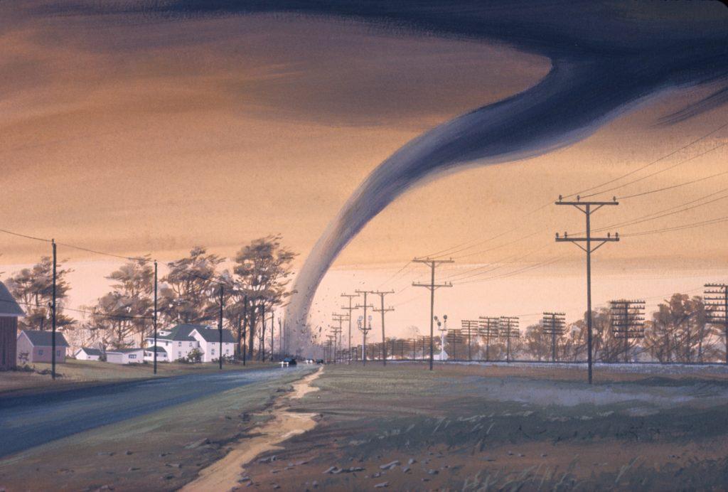tornadoe by NOAA