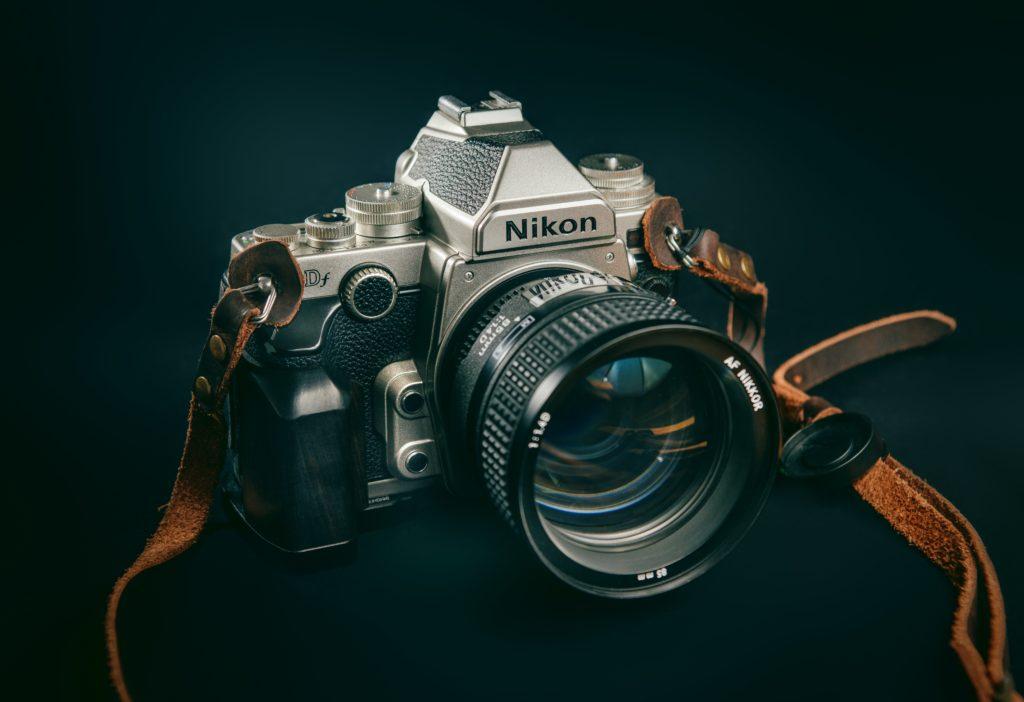 Full frame Nikon Df