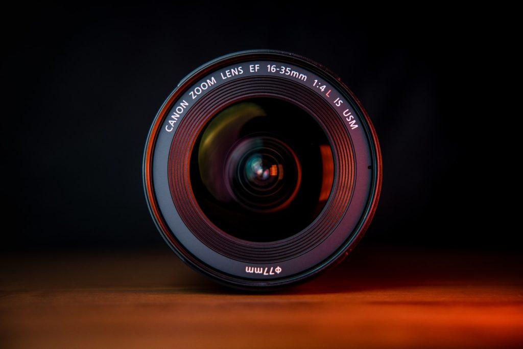 zoom lens 16-35