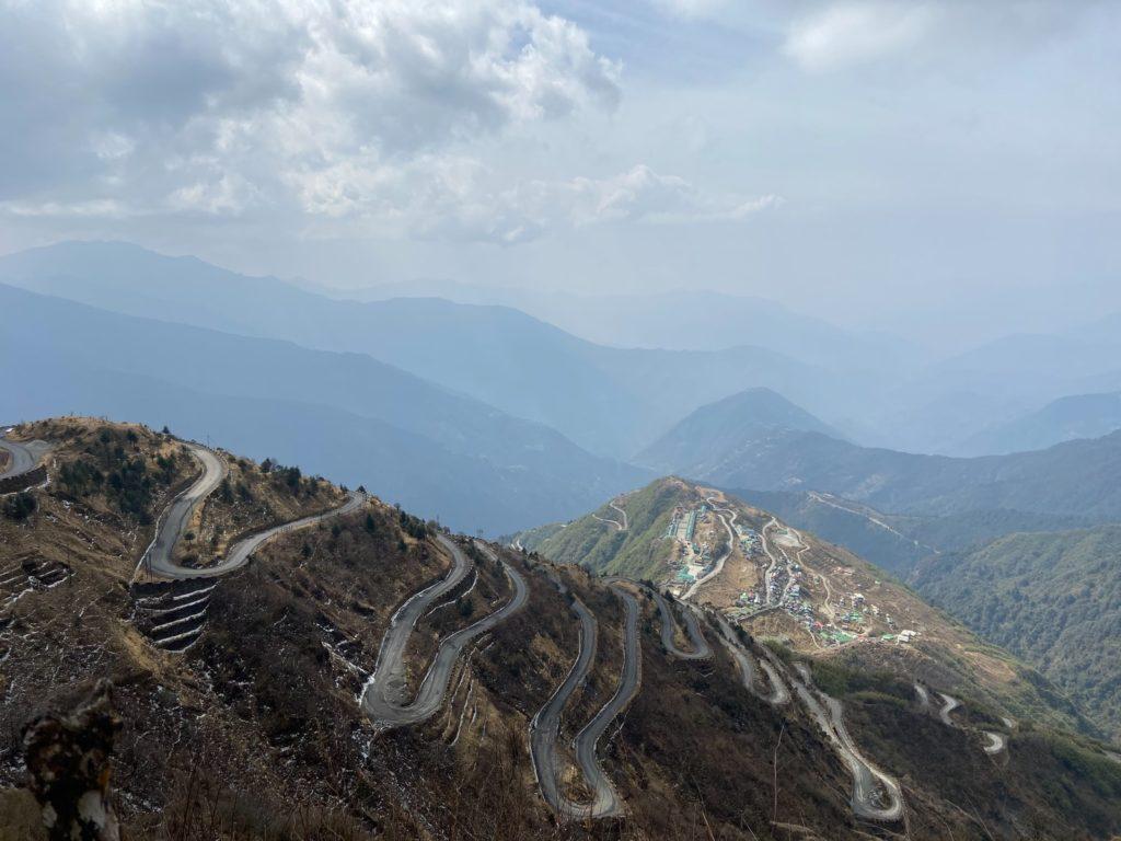 Zuluk, Sikkim, India
